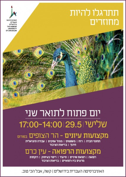 Open Day MA 2018