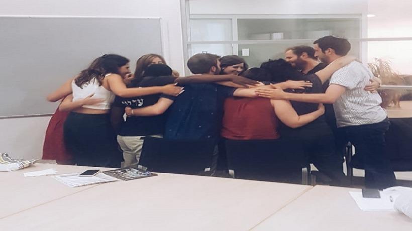 26.6.19 || מפגש סיום של ההדגש מנהיגות חברתית חינוכית